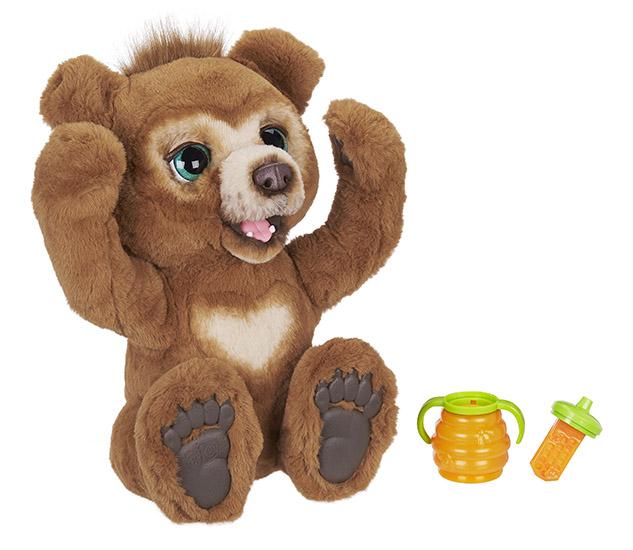 cuddy de beer van hasbro, speelgoed van het jaar